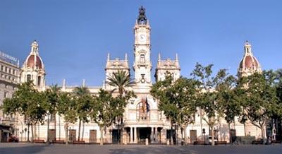 Дворец Мэрии в Валенсии